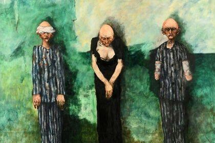 John Bellany - Selected Paintings
