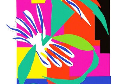 Henri MATISSE - Cut-outs papers lithographs