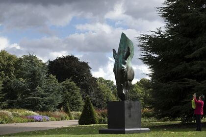 In the Landscape - Contemporary Monumental Sculpture