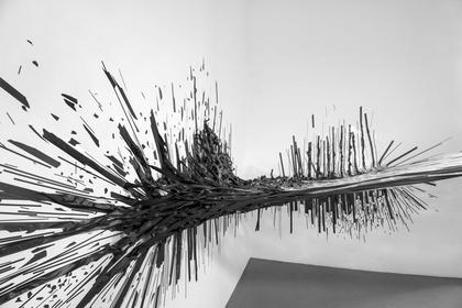 Tensioni Strutturali #1 curated by Angel Moya Garcia