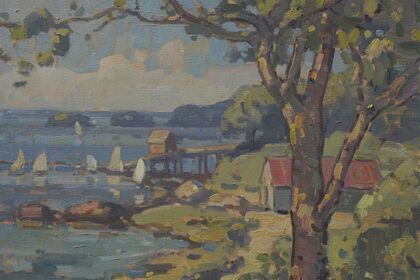 Past Meets Present: The Paintings of John C. Traynor