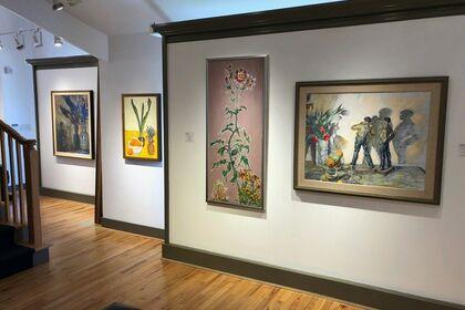 Joseph Plaskett: The Centenary Exhibition
