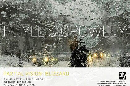 Partial vision: Blizzard