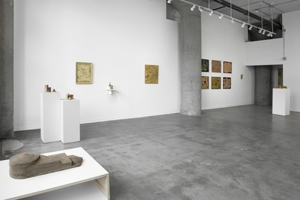 Cass Corridor, Connecting Times: Steve Foust, Greg Murphy, and Nancy Pletos