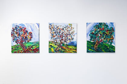 Harry Meyer - Bäume