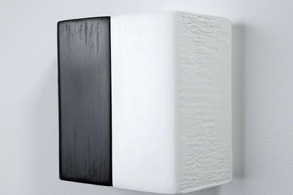 DAVID GOERK WHITE & BLACK (NEW WORK)