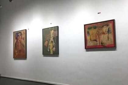 Gina Pellon: The last solo exhibition
