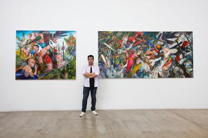 Jose Luis Carranza: Pinturas