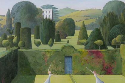 Alan Parry - Solo Exhibition