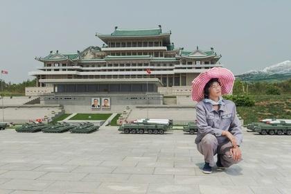 3DPRK: Portraits From North Korea By Matjaž Tančič & Koryo Studio