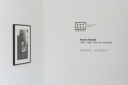 Ramón Masats 1953 - 1965. Youth Years