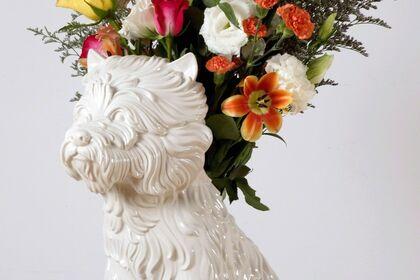 Jeff Koons: Puppy (Vase) Anniversary Release