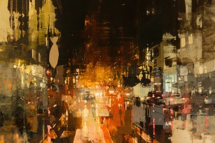 Jeremy Mann Solo Exhibition