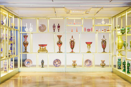 Fragility and Nobility: 19th Century Masterpieces of European Glass
