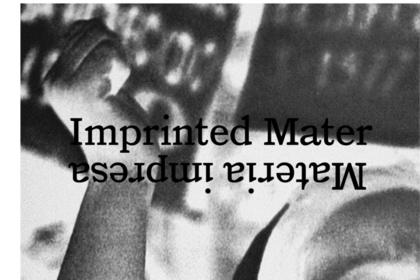 Imprinted Mater - Aimée Zito Lema