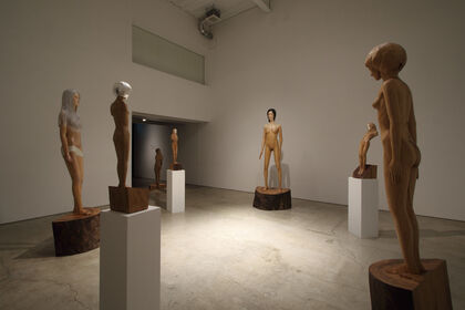 "TANADA Koji ""Unclothed and Clothed"""
