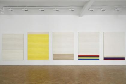 Luke Diiorio: nine paintings