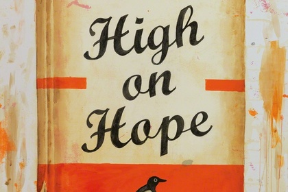 Harland Miller: HIGH ON HOPE