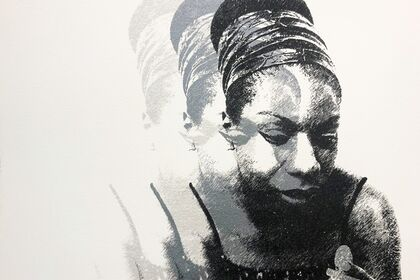 MUSICIANS: THE SMOKING SERIES | Michi Broussard Exhibition