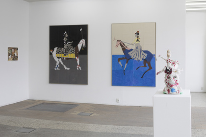 Horses - A Group Exhibition