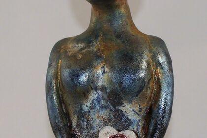 Holly Deckard - Artist Spotlight Solo Art Exhibition