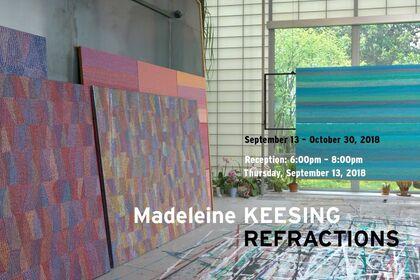 Madeleine Keesing: Refractions
