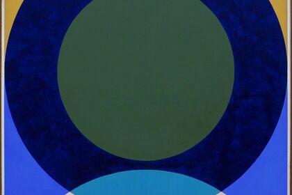 LEONARD BRENNER - Paintings from the 1950s & 60s
