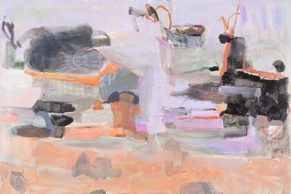 """New Between"", A Solo Exhibit by Artist Lori Glavin"