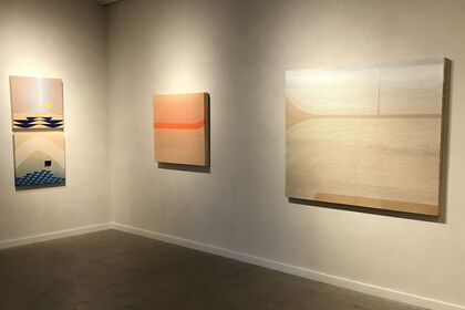 Kelly Ording-New Paintings