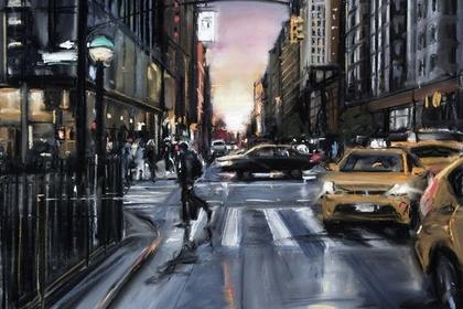 Susan Grossman: City Moments