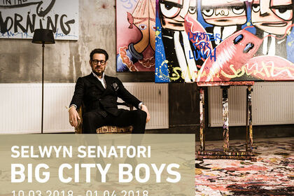 Selwyn Senatori - Big City Boys