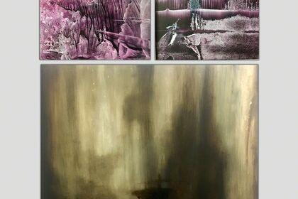 """""""Adrift"""" a fine art exhibition"""