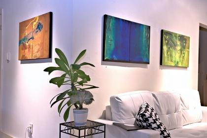 SCHEHERAZADE- new paintings by ANTONIO ALVAREZ