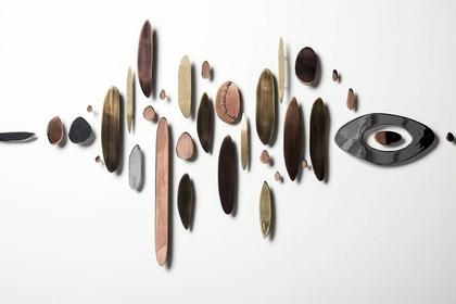 Carolina Sardi: elements, matter & space