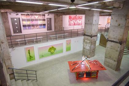 "All-Ukrainian art project ""Kylym. Contemporary Ukrainian Artists"" in Kharkiv"