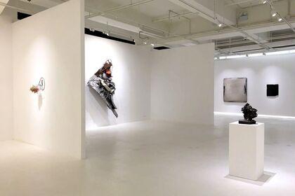 Vis-à-Vis, dual-space group exhibition