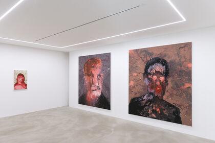 PETRI ALA-MAUNUS  |  Self-Portrait of a Painter