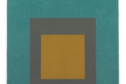 Matière - Josef Albers and Postwar Abstraction