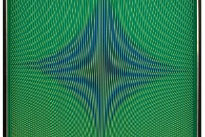 Alberto Biasi - Light Visions. Visions of lightness, visions of light