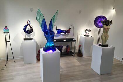 Alexis Silk - Art Expo Murano