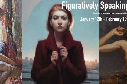 Figuratively Speaking: A Collection of Contemporary Representational Paintings