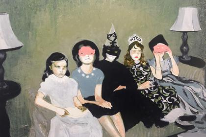 Mercedes Helnwein: Chaos Theory