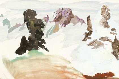 KUO Chih-Hung solo exhibition | In the Name of Mountains