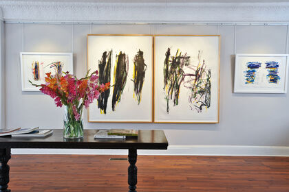 Visual Poetry: An Exhibition of Abstract Expressionist Prints by Joan Mitchell
