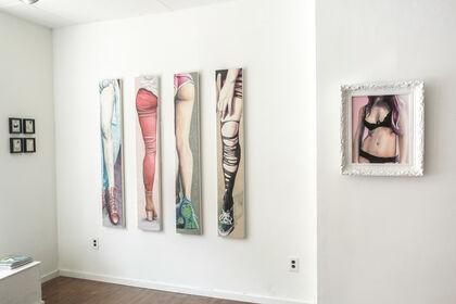 Still Standing: a solo exhibition by Lauren Rinaldi