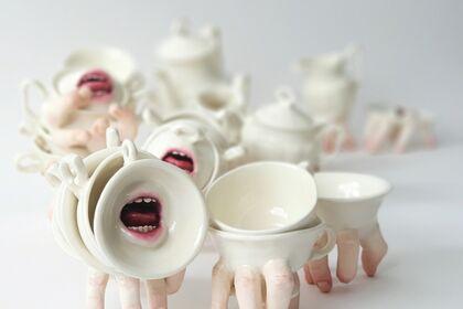 Ronit Baranga - Tea Party