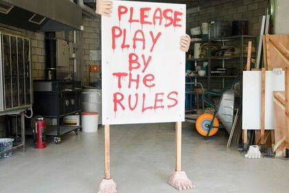 Please play by the rules