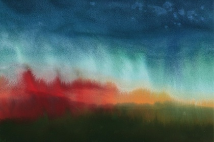 Western Sky | Northern Lights
