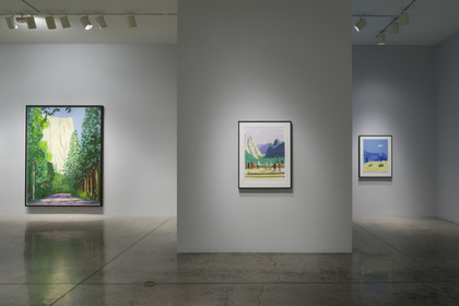 David Hockney: The Yosemite Suite