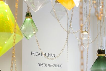 Frida Fjellman: Crystal Atmosphere